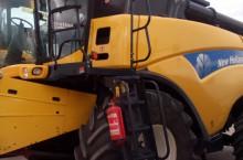 New Holland CR 9080 Двуроторен комбайн