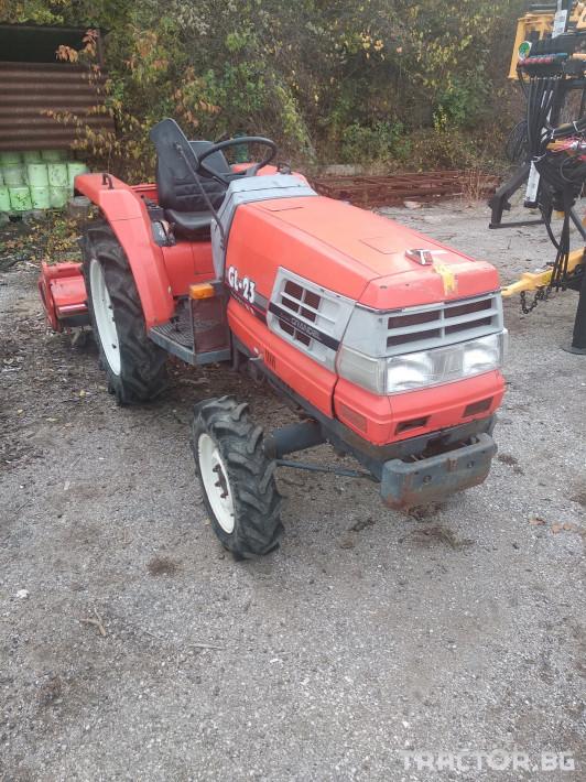 Трактори Kubota GL 23 0 - Трактор БГ