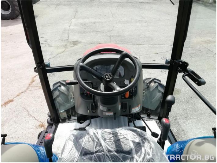 Трактори TYM T503 1 - Трактор БГ