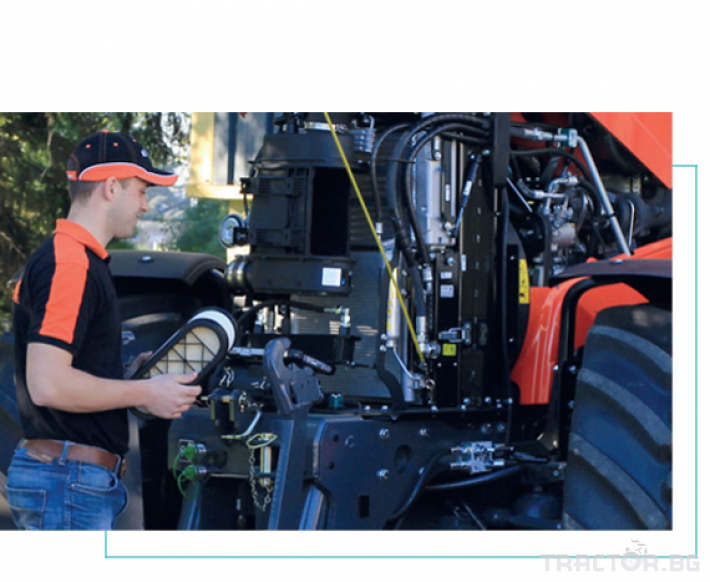 Части за трактори Ремонт на електронни системи на всички модели трактори Кубота 2 - Трактор БГ