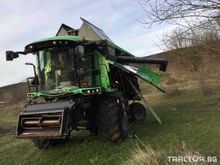 Комбайни Deutz-Fahr С 7206 Т50 1 - Трактор БГ