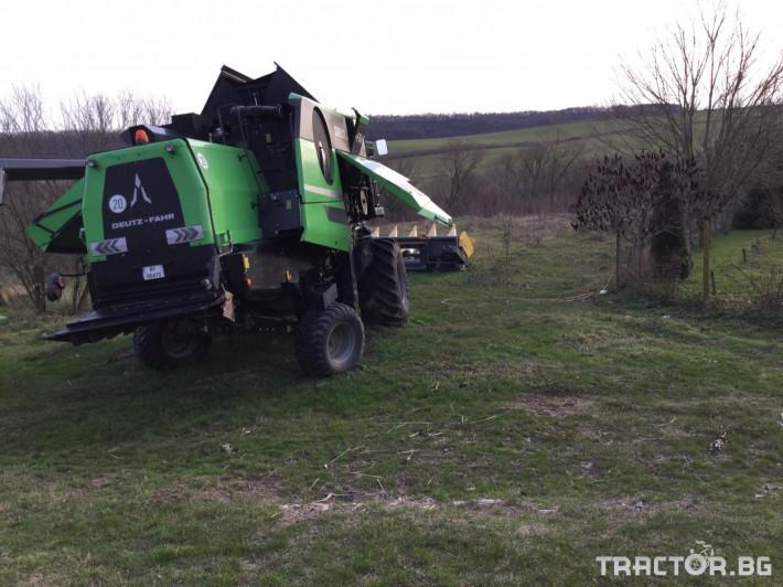 Комбайни Deutz-Fahr С 7206 Т50 3 - Трактор БГ