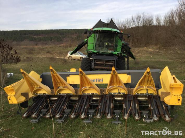 Комбайни Deutz-Fahr С 7206 Т50 6 - Трактор БГ
